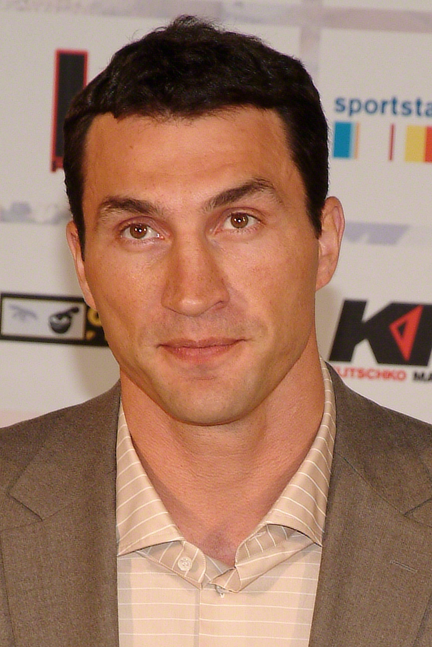 Wladimir Klichko nude