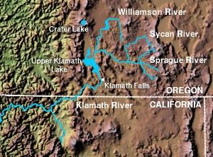 Sprague River (Oregon)   Wikipedia