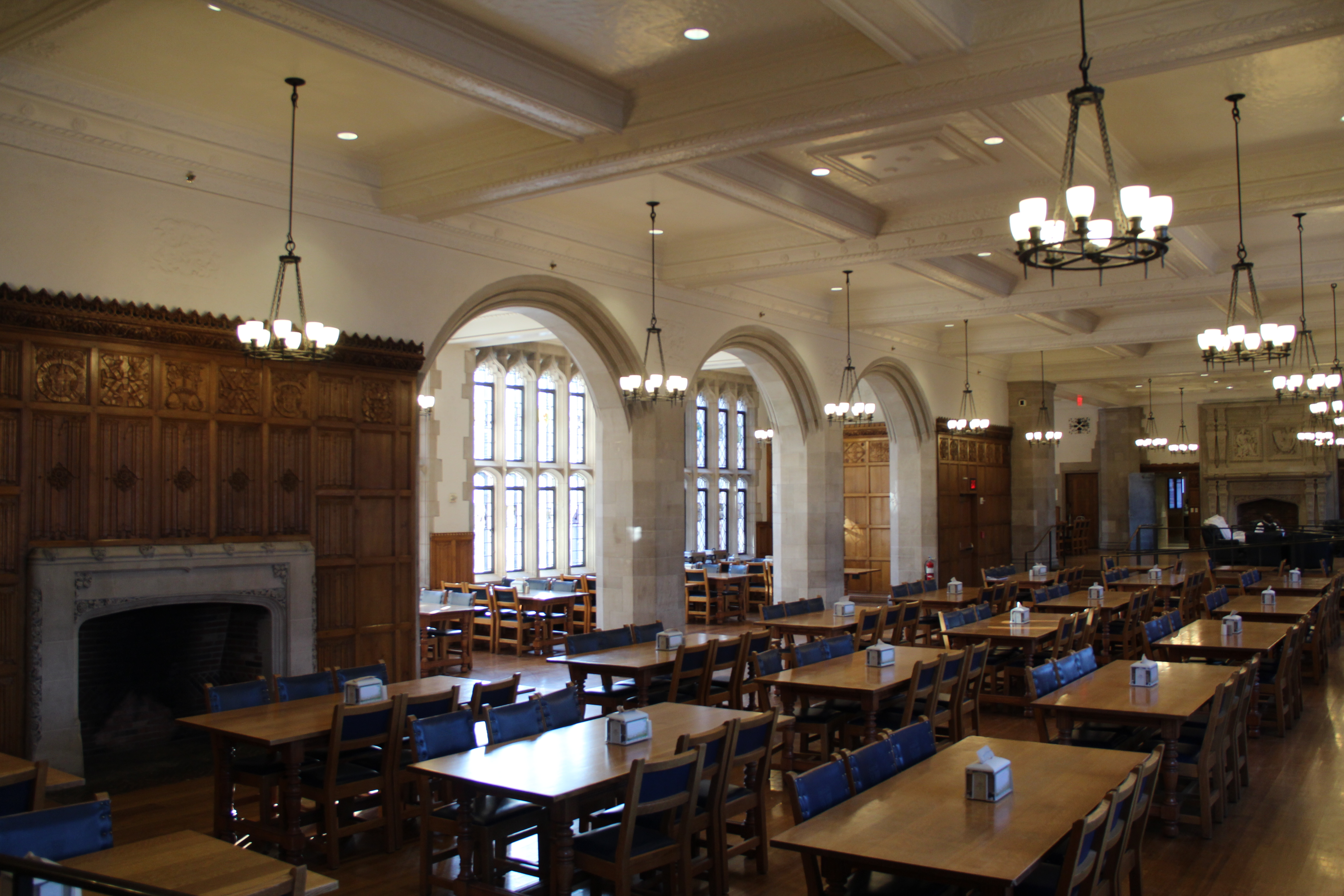 Commons Dining Room Yale