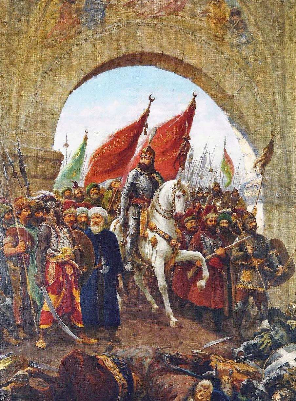 الفاتح المعنوي للقسطنطينية الشيخ الدين