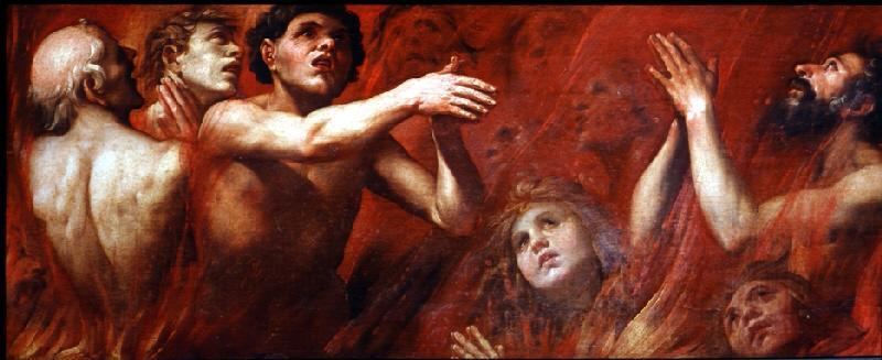 Ánimas del Purgatorio, de Alonso Cano (Museo de Bellas Artes de Sevilla)