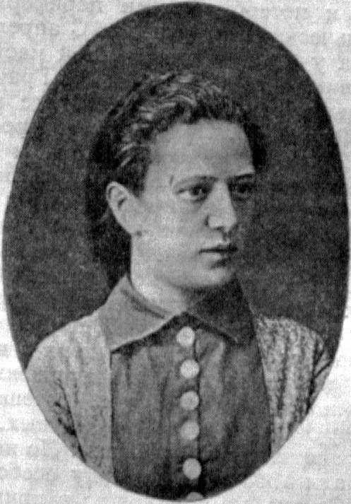 Christina Grigor'evna Grinberg