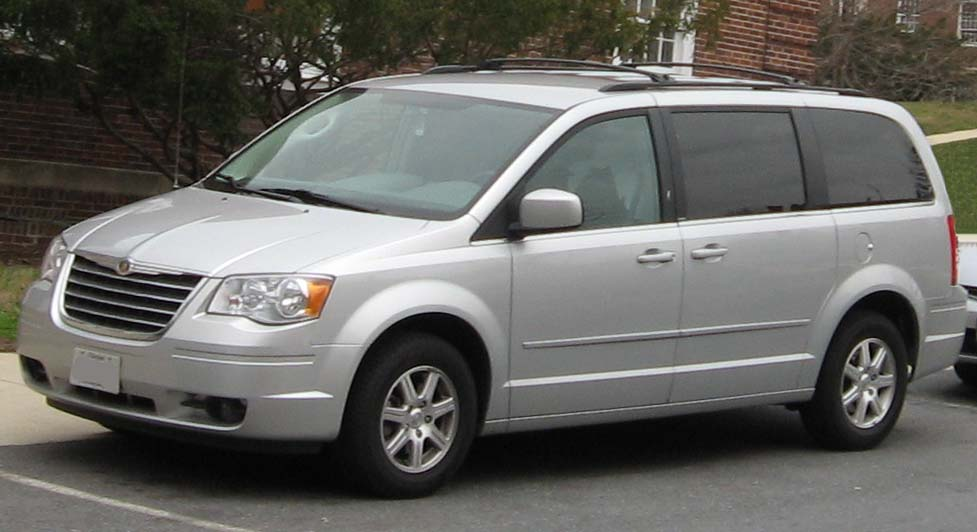 Chrysler Town And Country Touring  For Sale