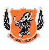13th Fighter-Interceptor Squadron - Emblem