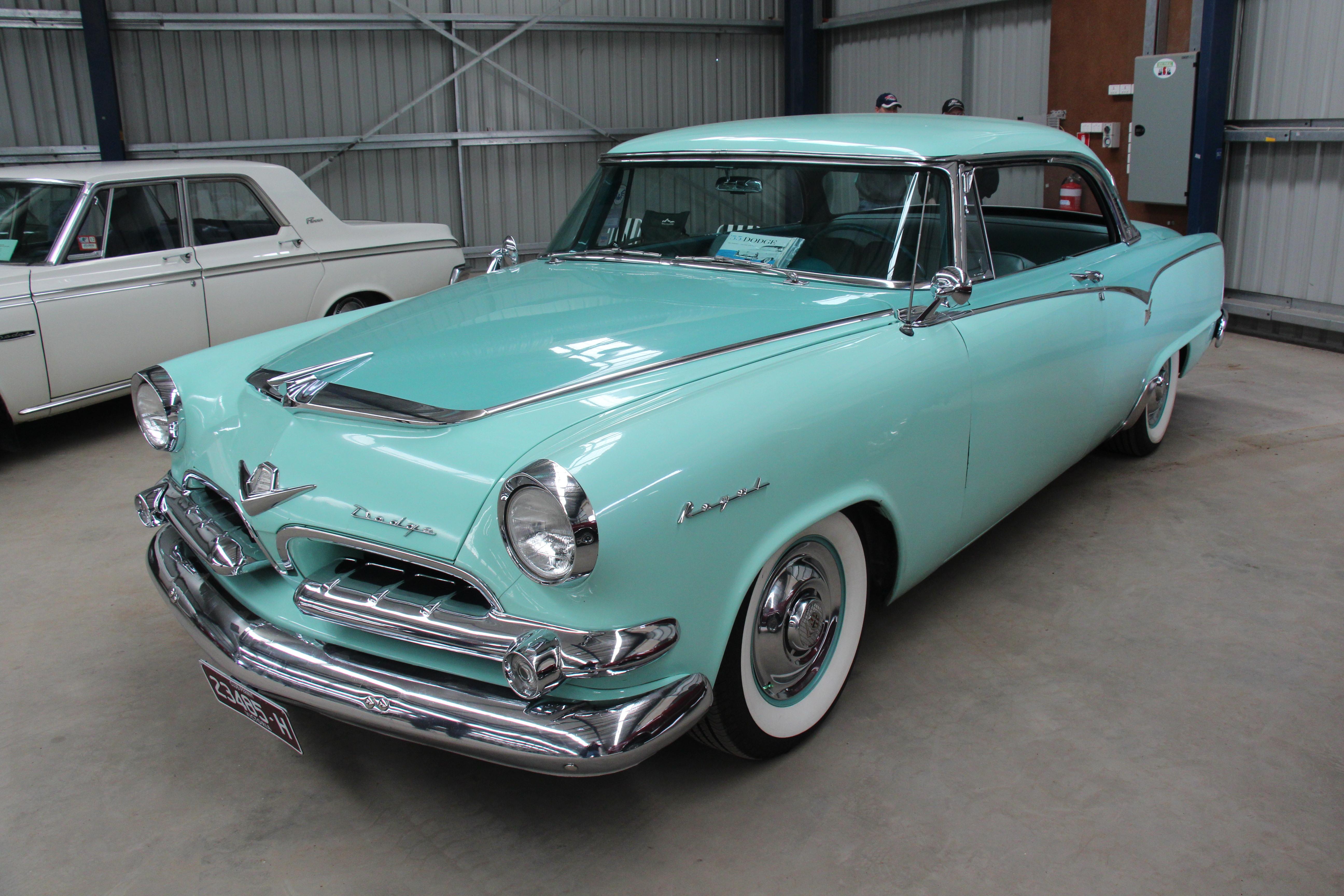 1955 dodge custom royal lancer 4 door sedan 15699 - 1955 Dodge Royal 2 Door Hardtop 15288355449jpg 5184x3456