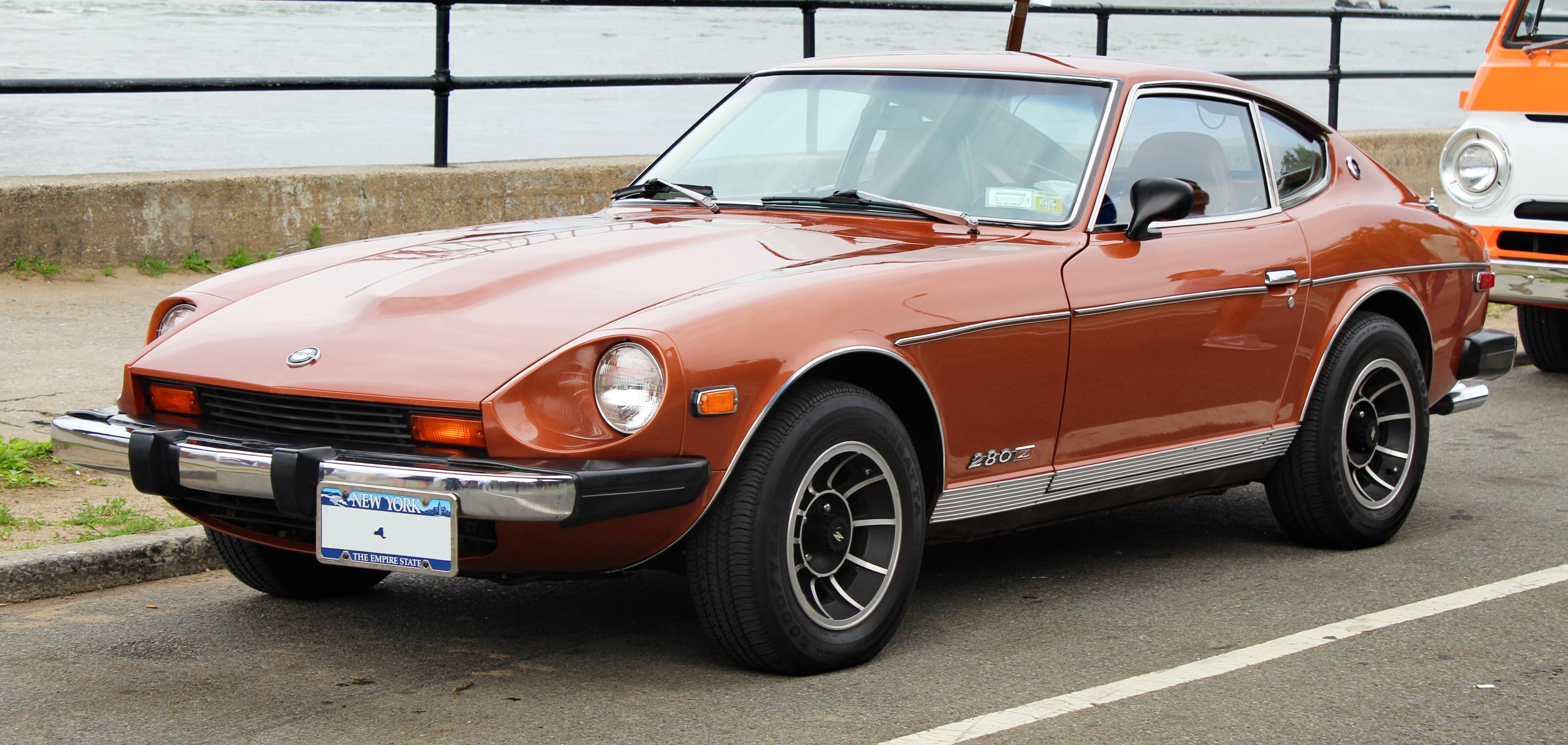 Nissan Z car Wikipedia
