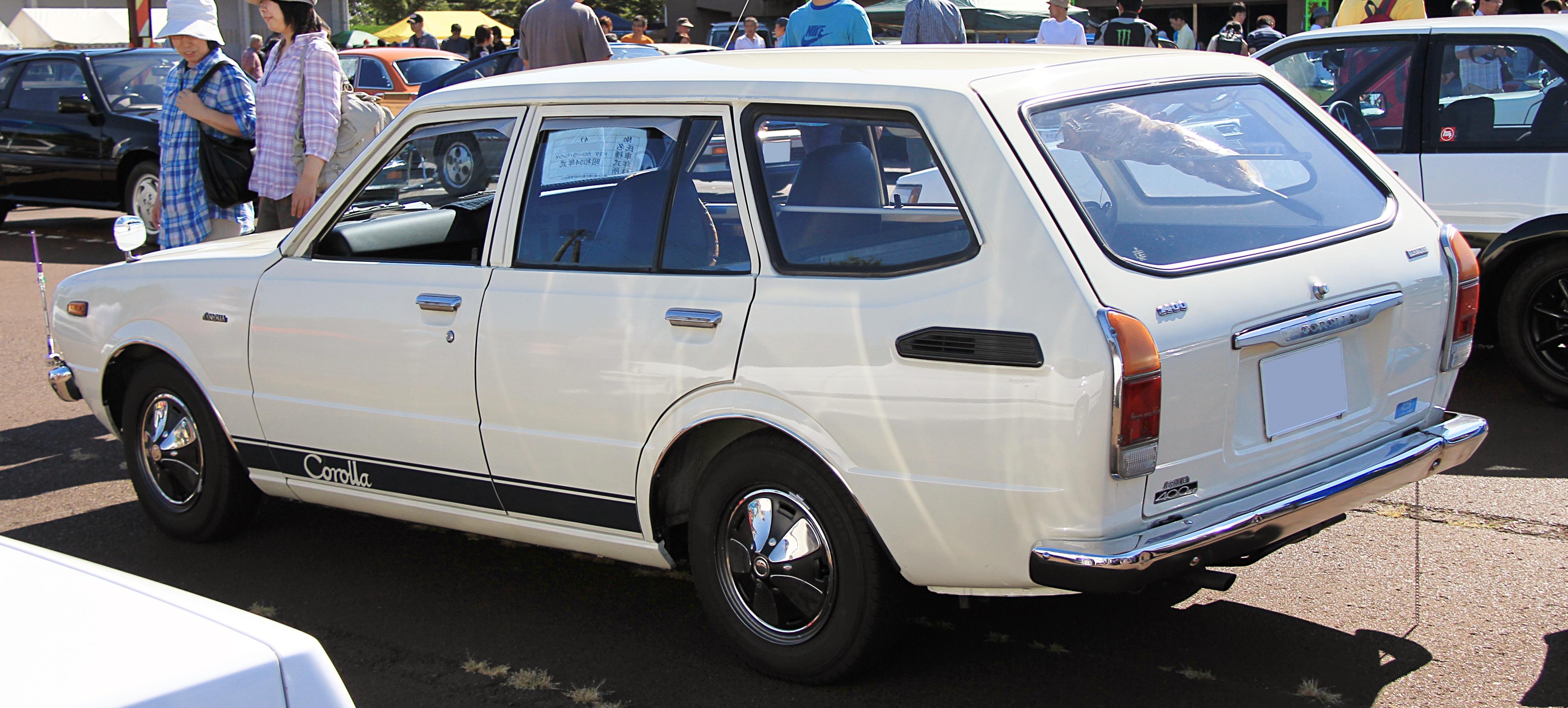 Kelebihan Toyota Corolla 1979 Spesifikasi