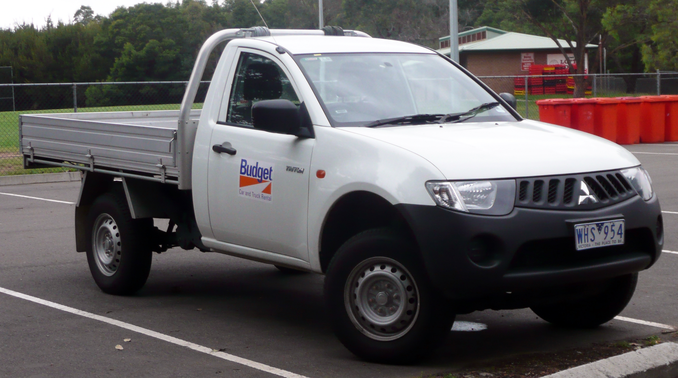 File 2006 2008 Mitsubishi Triton Ml 2 Door Cab Chassis