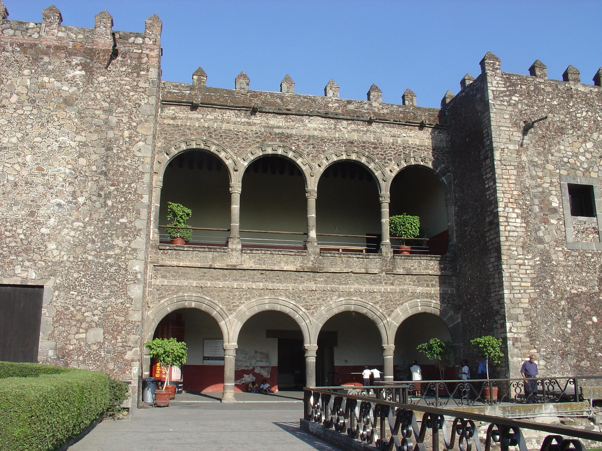 Resultado de imagen de Palacio de Hernan Cortes