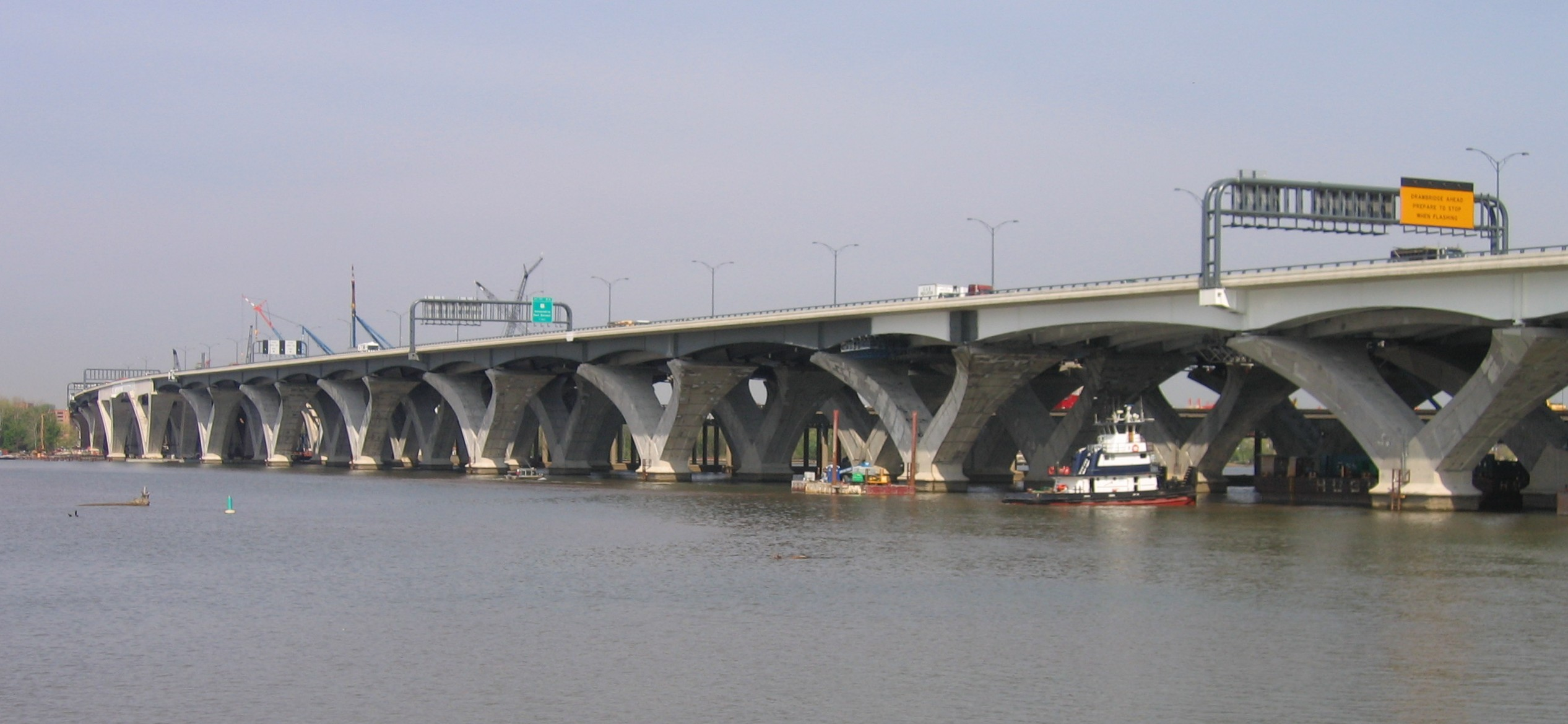 Woodrow Wilson Bridge - Wikipedia