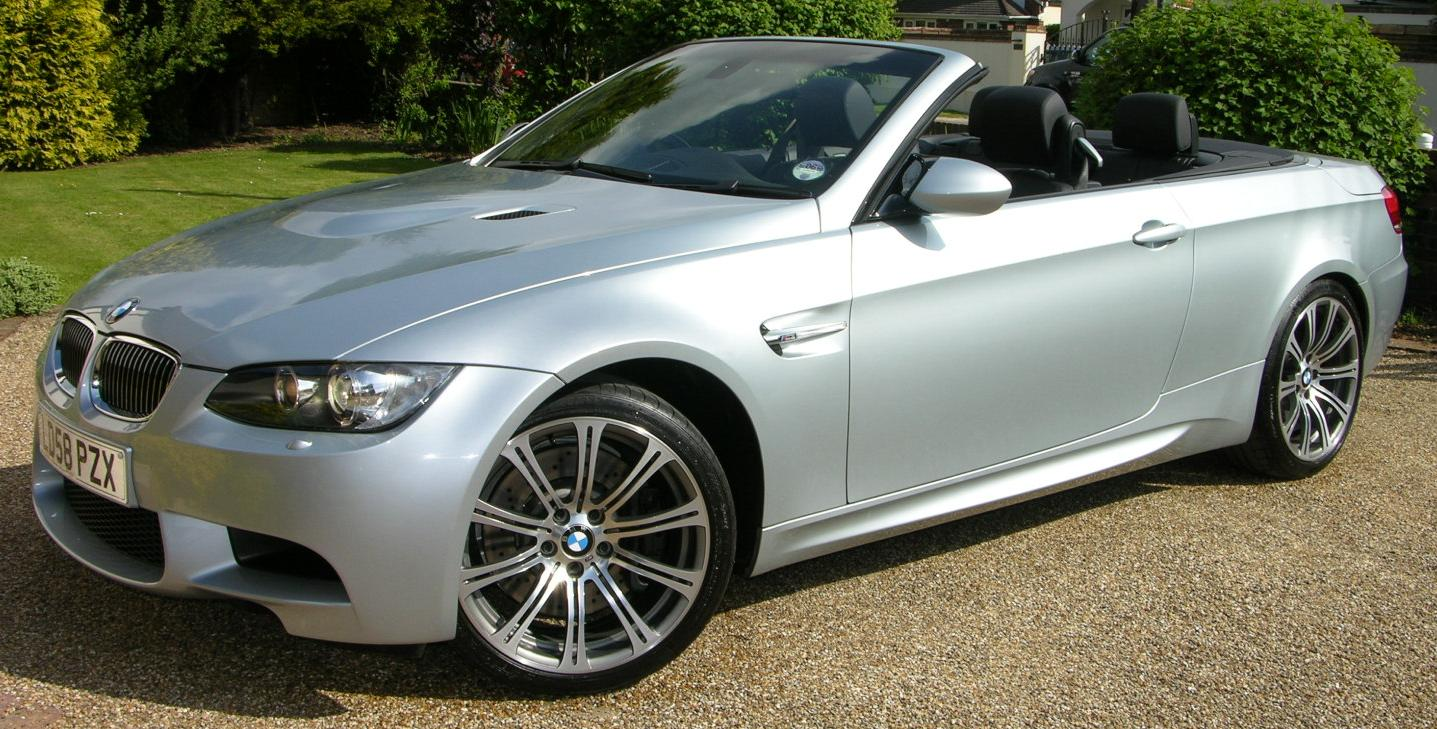 File 2008 Bmw M3 Convertible Flickr The Car Spy 12 Jpg