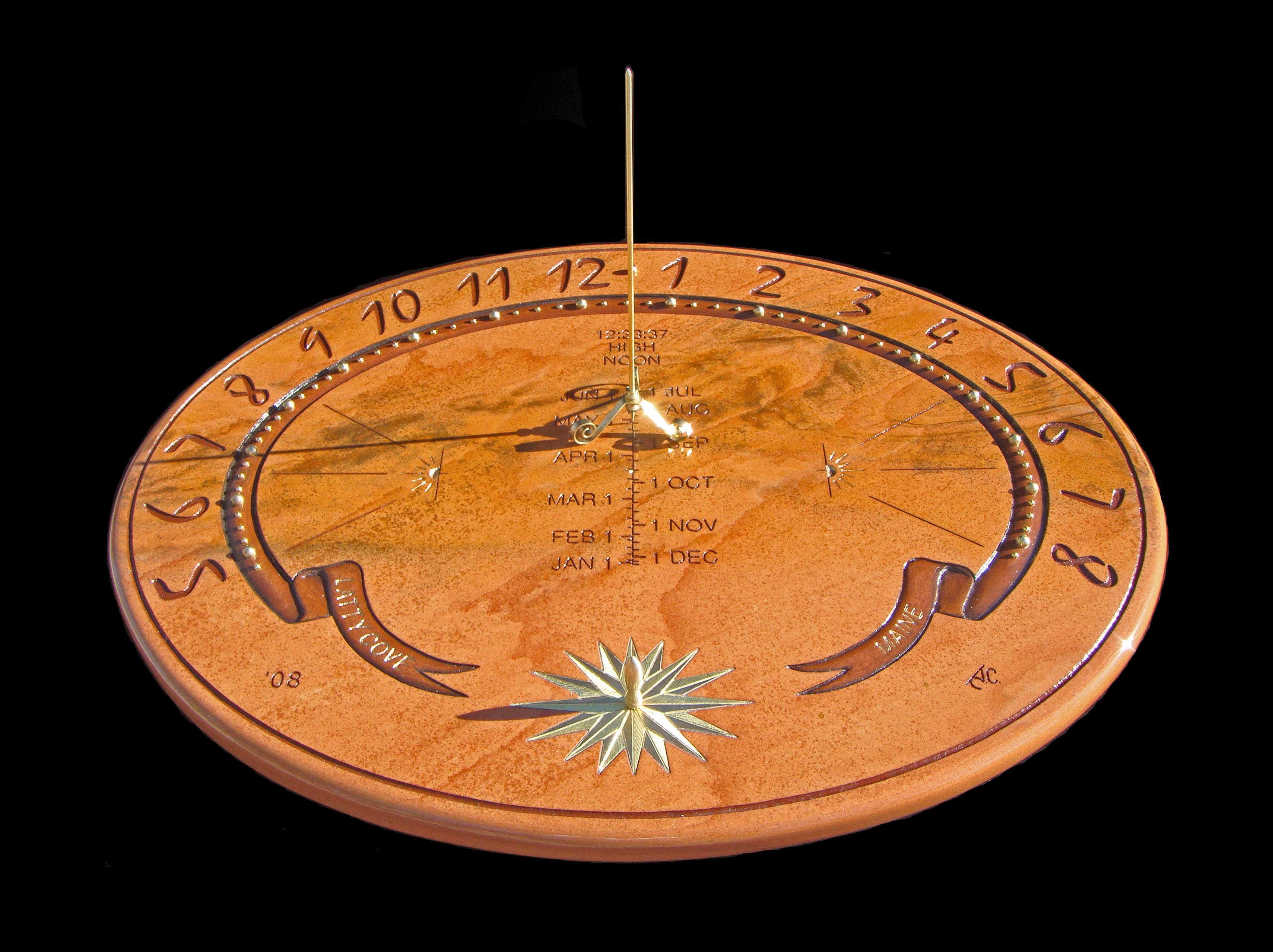 Remarkable Analemmatic Sundial 3418 x 2557 · 1672 kB · jpeg
