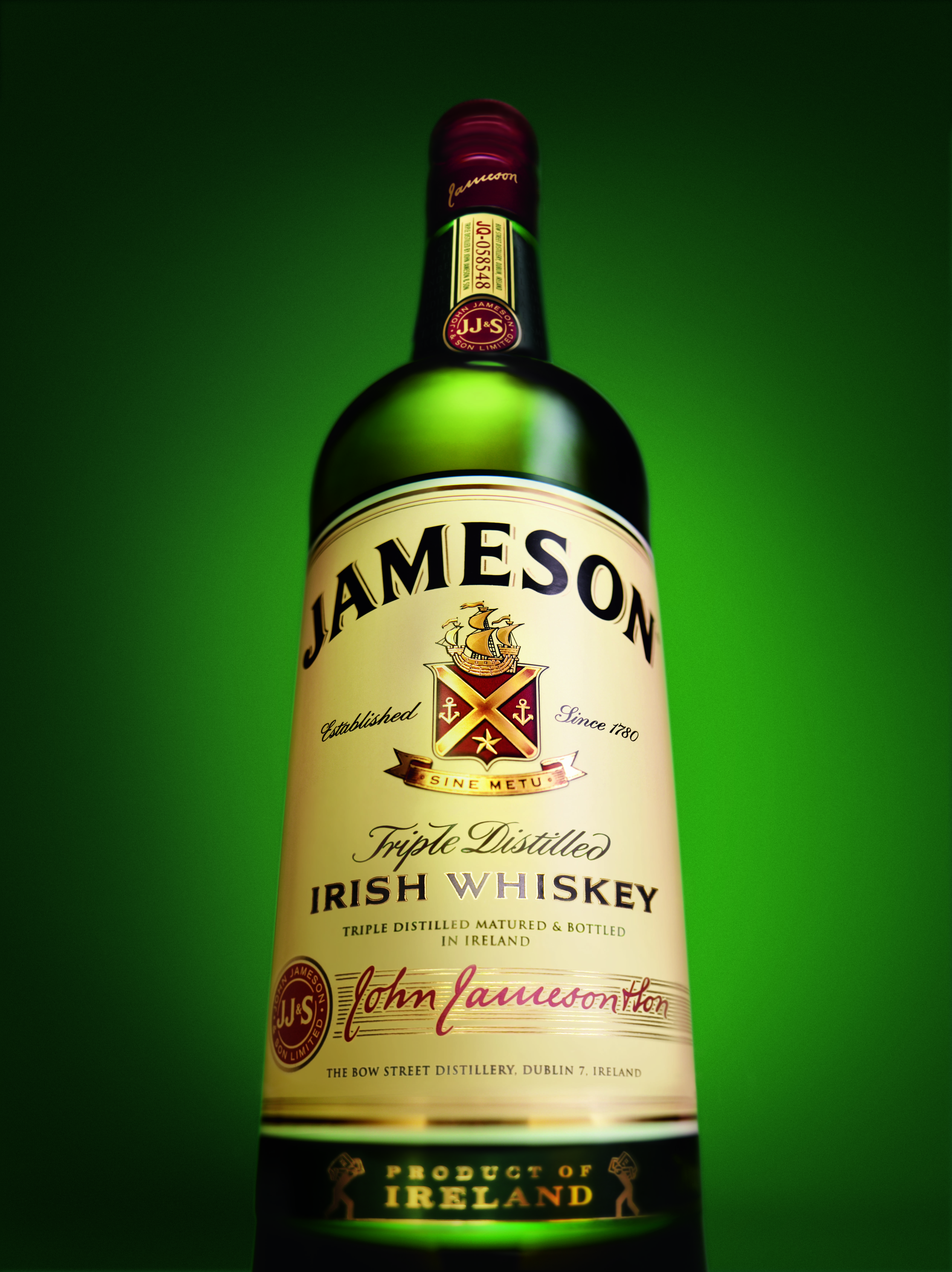 Jameson Irish Whiskey - Wikiwand