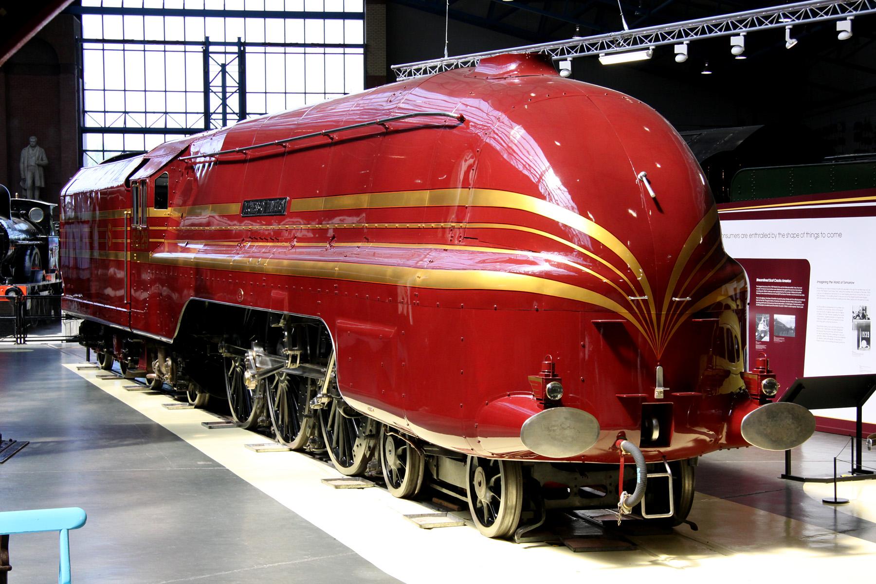 Св (вспн) паровоз с индейцами (2 вагона) 5006