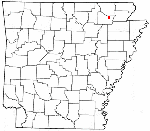 Loko di Walnut Ridge, Arkansas