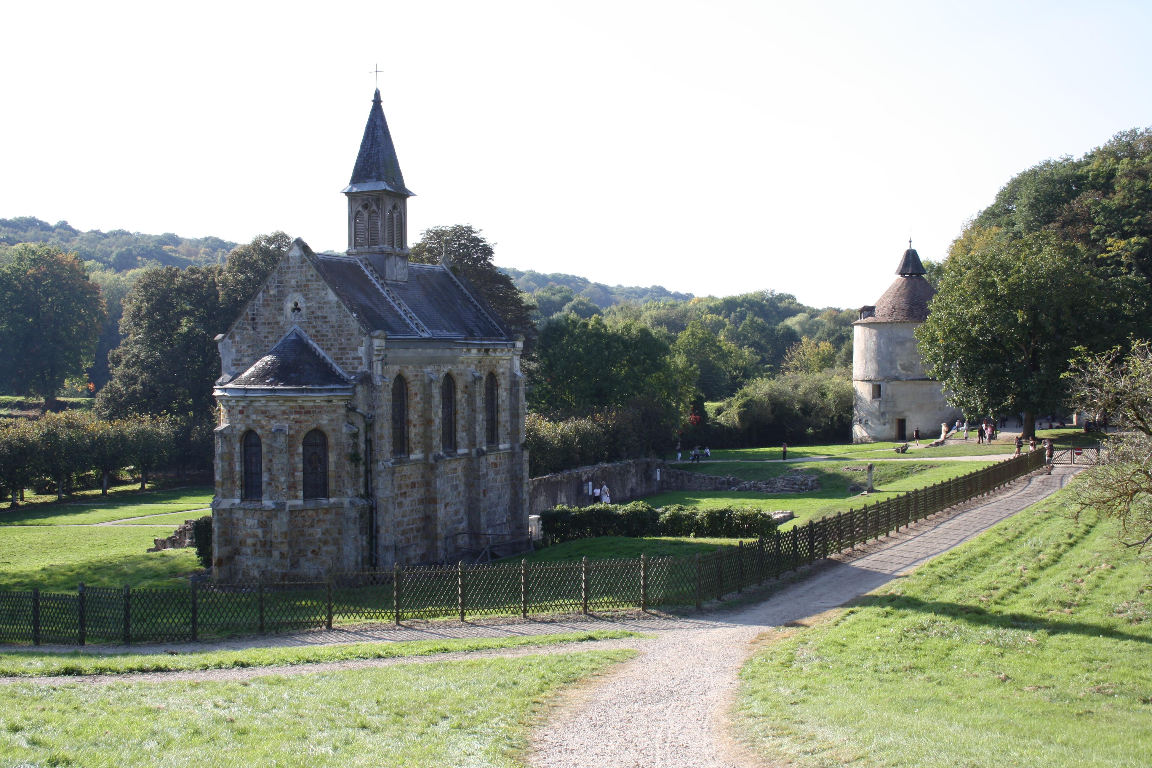 File Abbaye De Port Royal Des Champs En Octobre 2011 78 Jpg