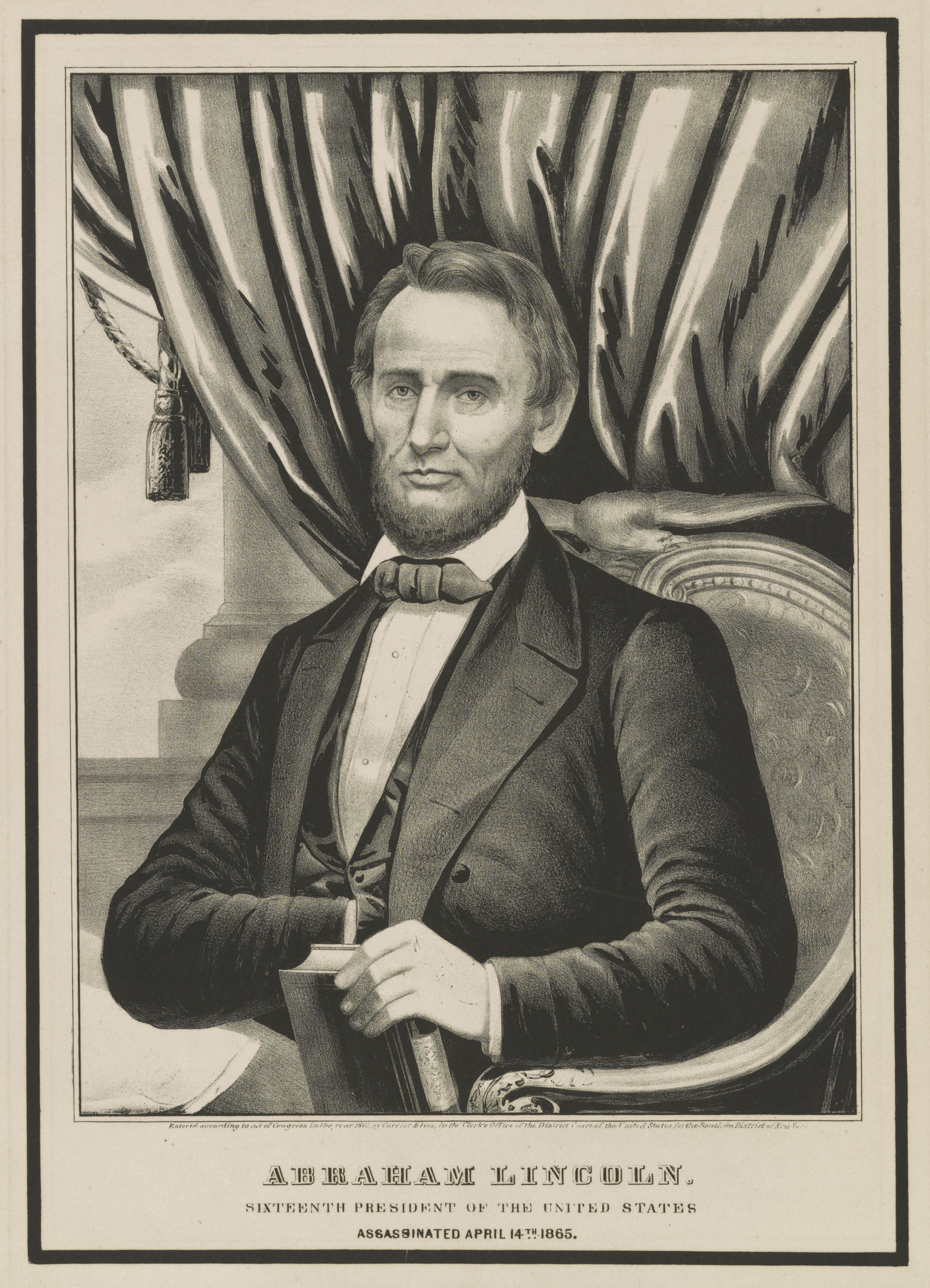 File Abraham Lincoln Sixteenth President Of The United