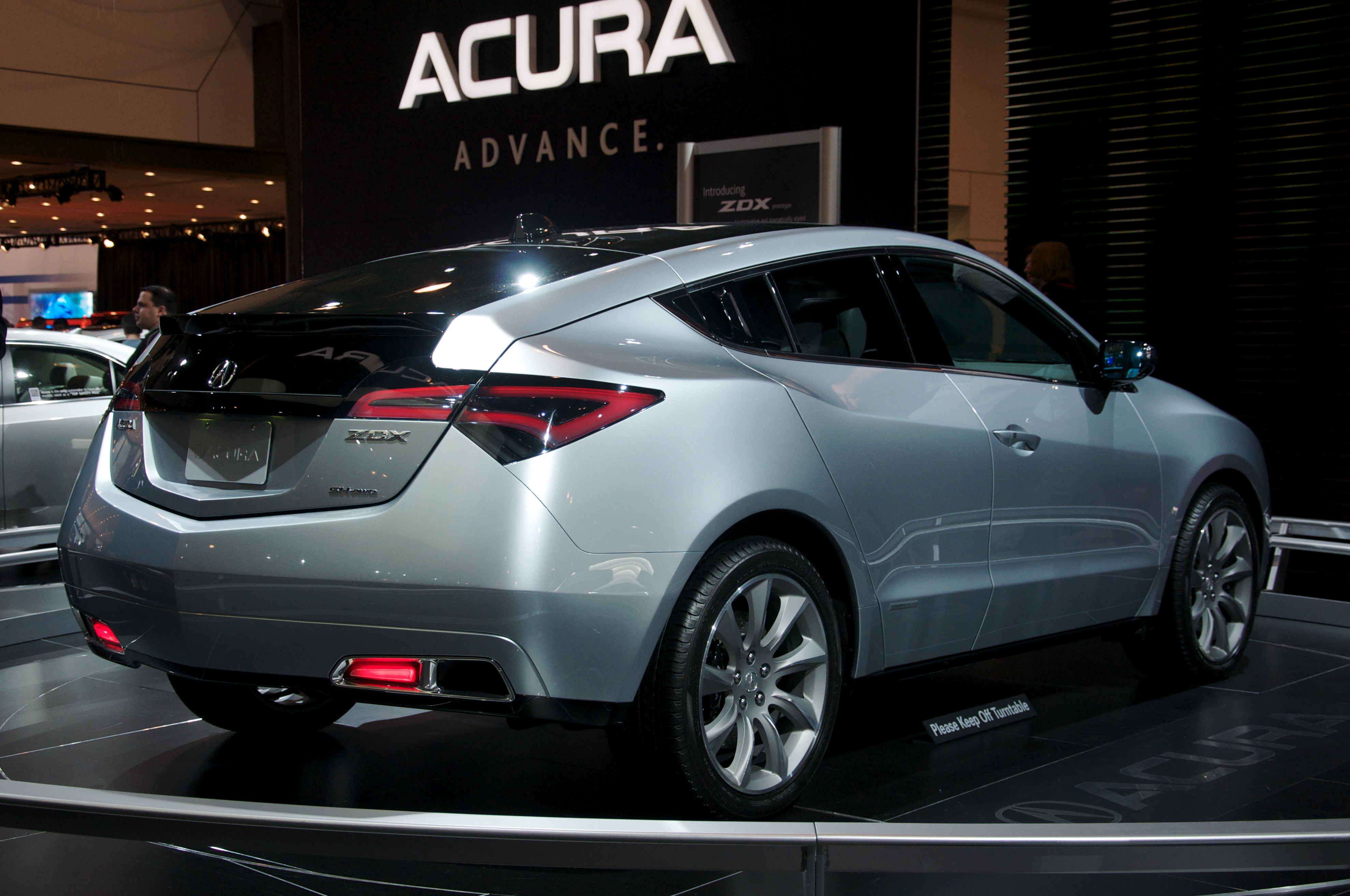 Acura Tl 2016 Price >> ZDX concept-style LED tail lights project preview ...