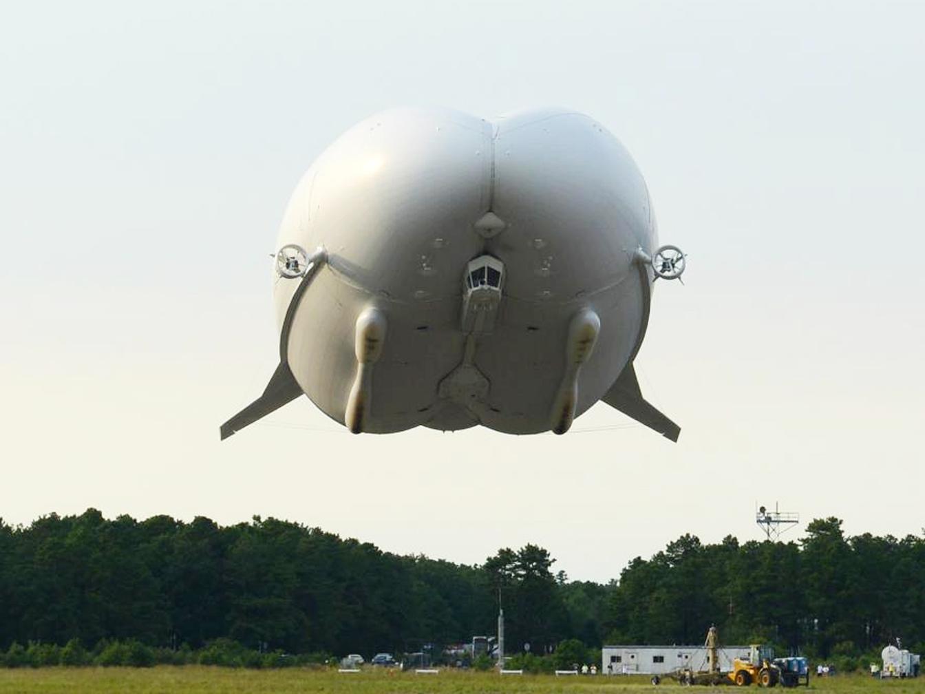Hybrid airship - Wikipedia