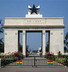 The Black Star Square in Accra Ak ghana.jpg