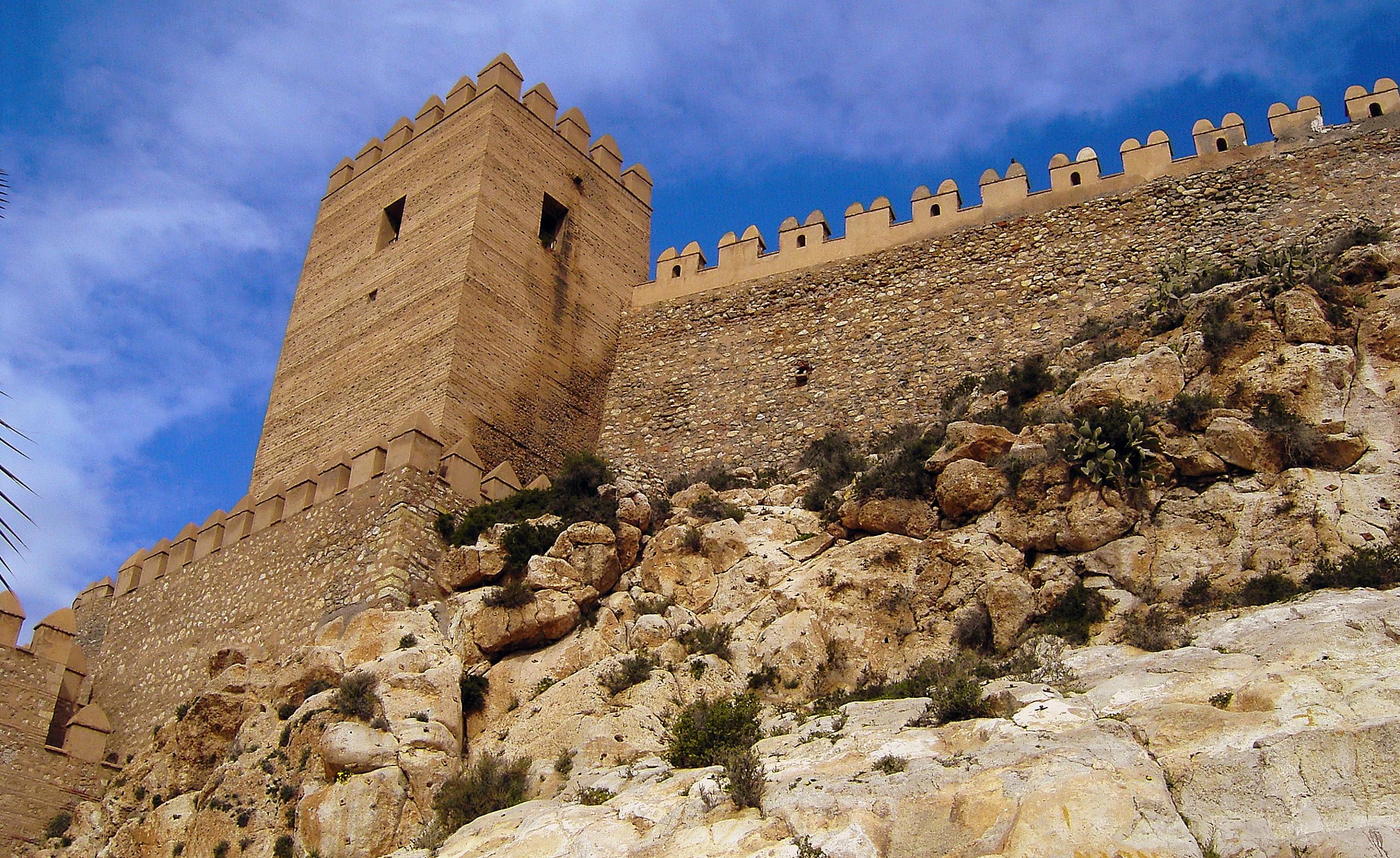 File:Alcazaba Almería 007.JPG - Wikimedia Commons