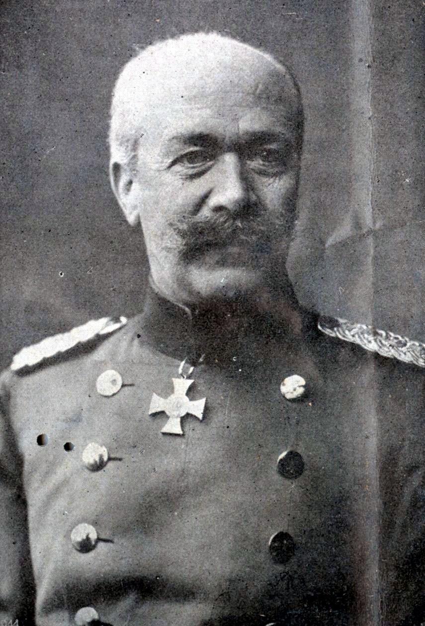 hermann von francois Hermann von françois, född 31 januari 1856, död 15 maj 1933, tysk militär och författare françois blev officer vid infanteriet 1874, överste och regentschef.