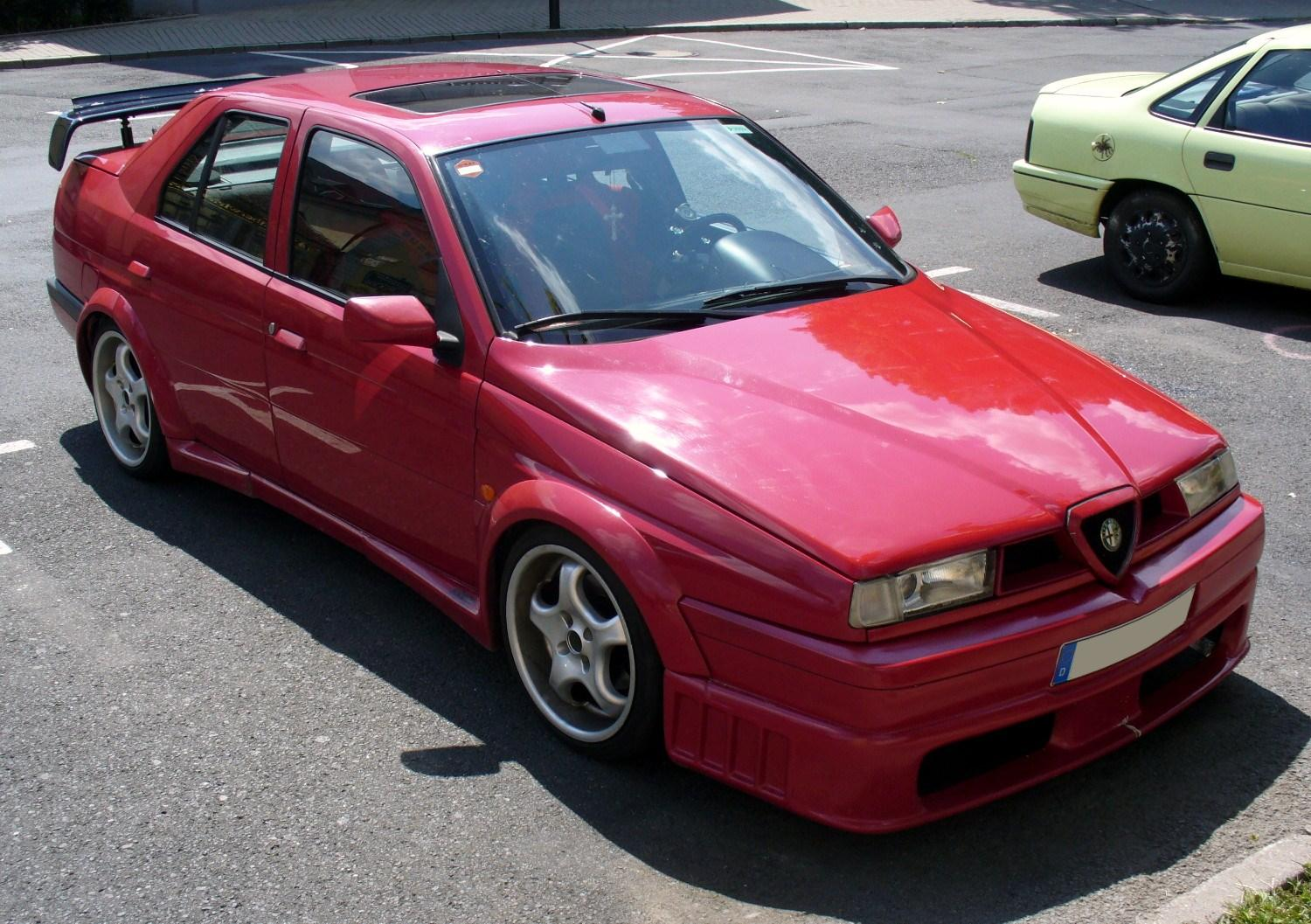 File Alfa Romeo 155 rot on alfa graduate