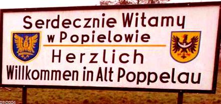 German signs