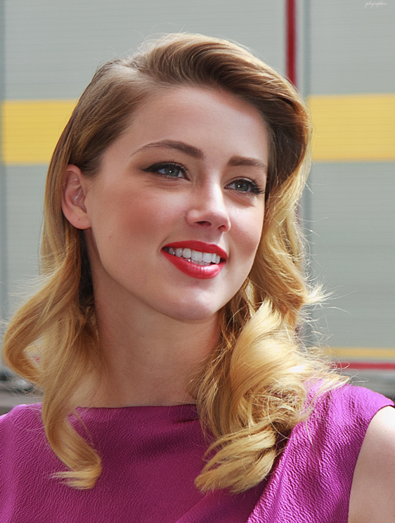 Amber heard wikipedia message, simply