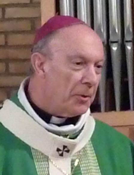 Mgr André Léonard - Photo Marek Blahuš