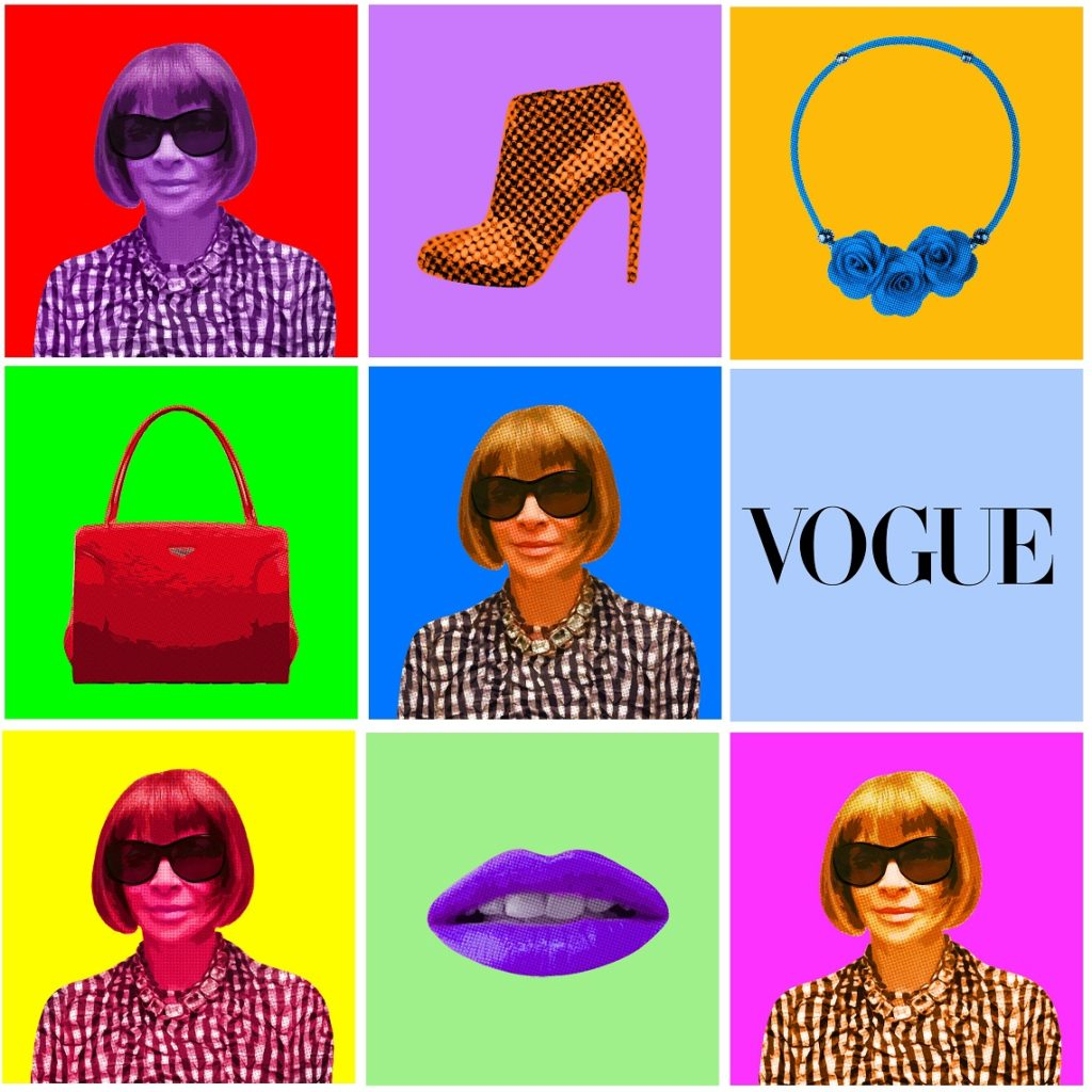 Anna Wintour cancelled Vogue's podcast without any explanation. It deeply hurt André Leon Talley. Source: Commons.Wikimedia