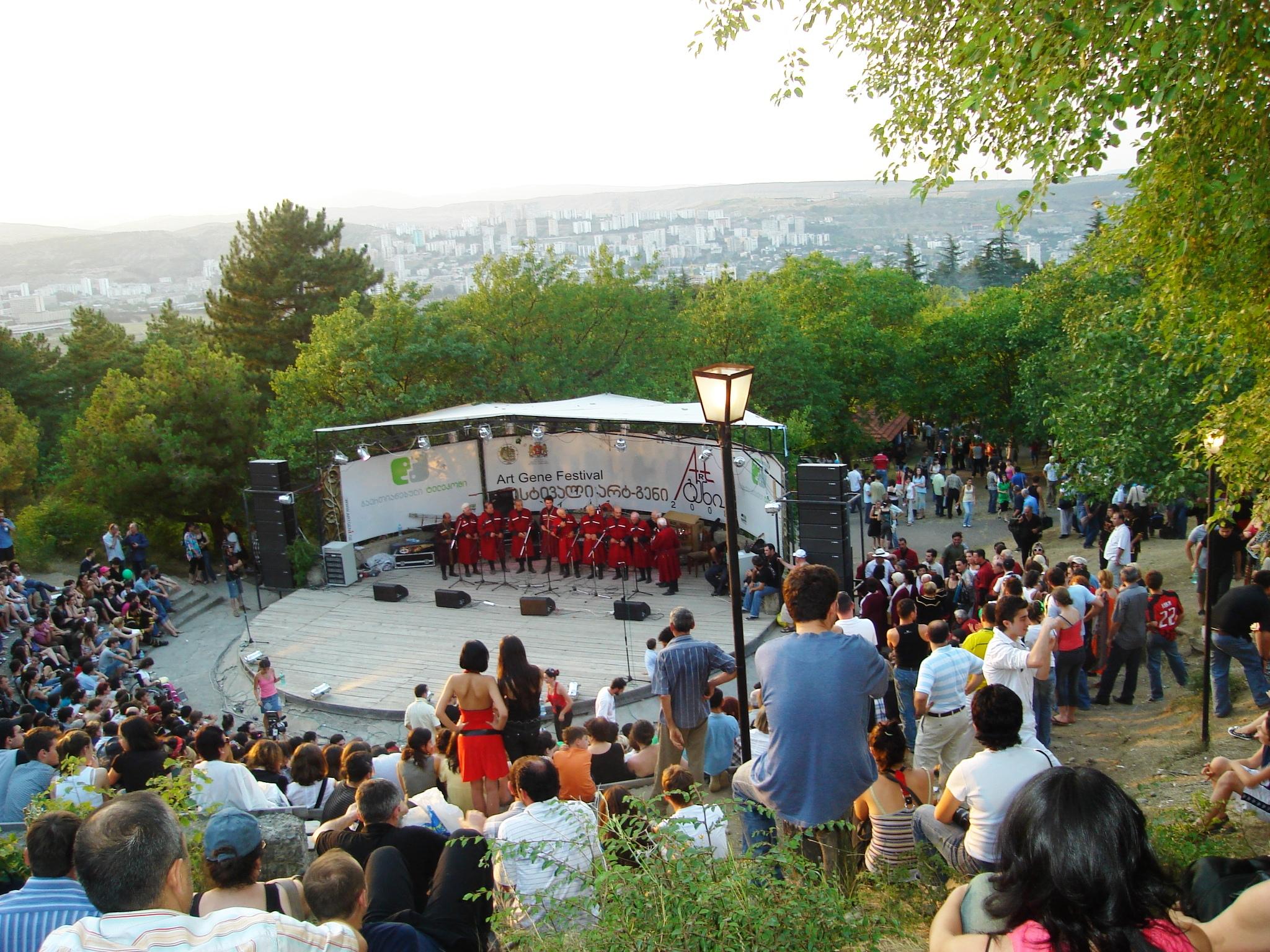 Art-Gene Festival: Traditional Festivals Unique to Georgia