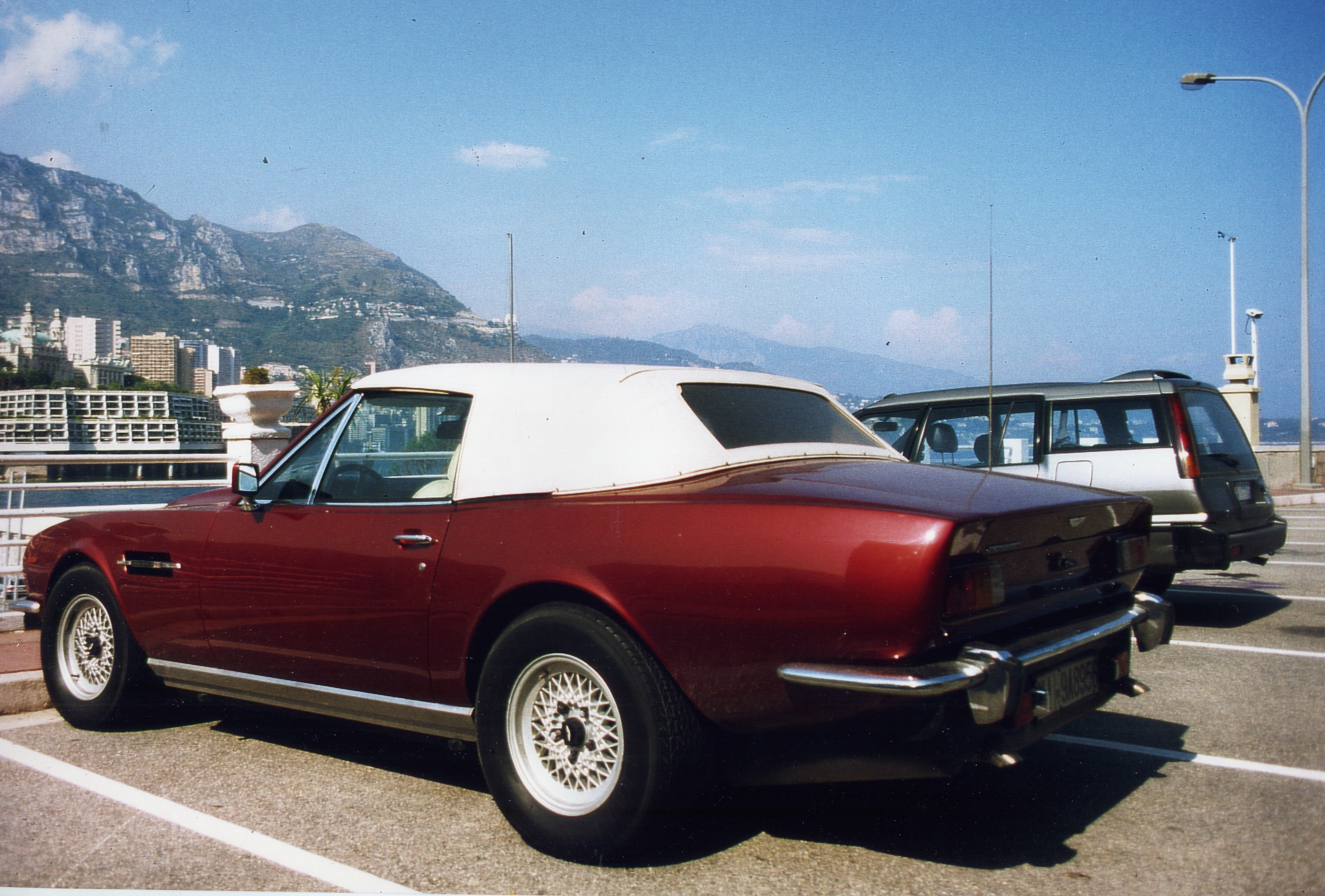 Aston Martin V8 Volante in Fontvielle, Monaco.jpg