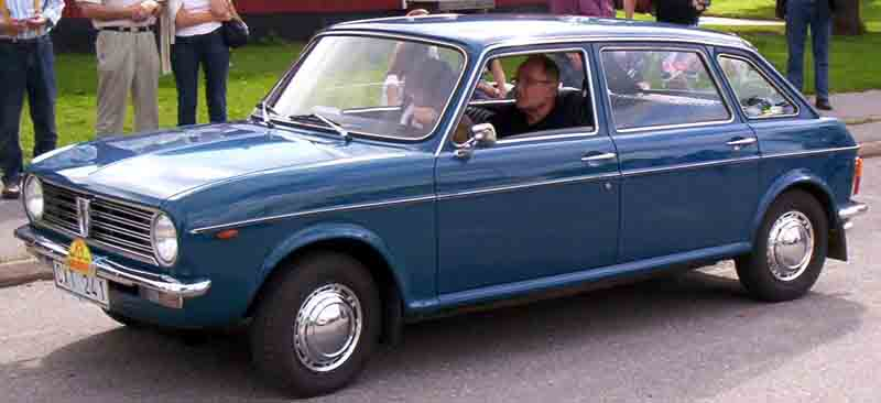 Austin Maxi 1750 1973