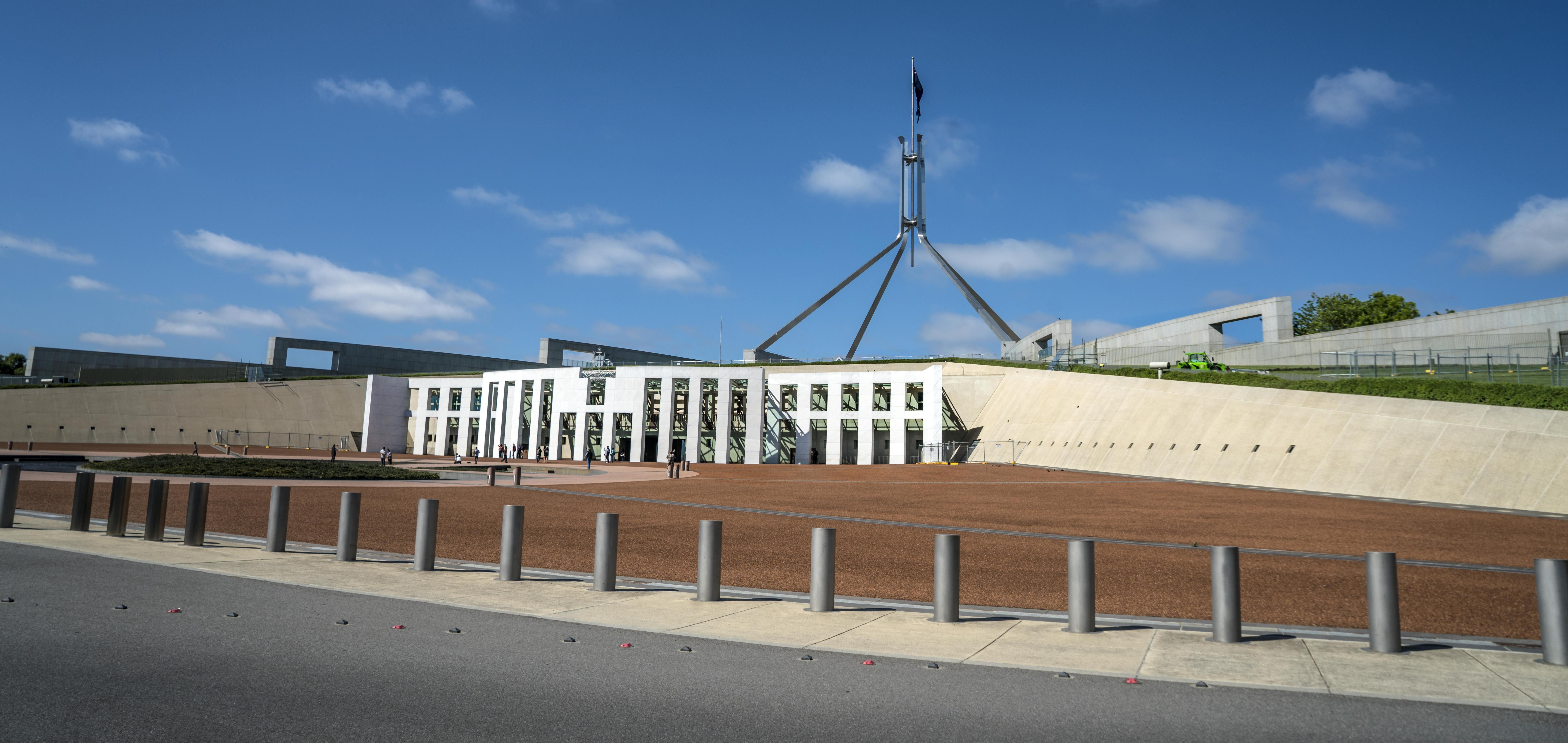 File:Australian Parliament House front view-1 (37861423264) jpg