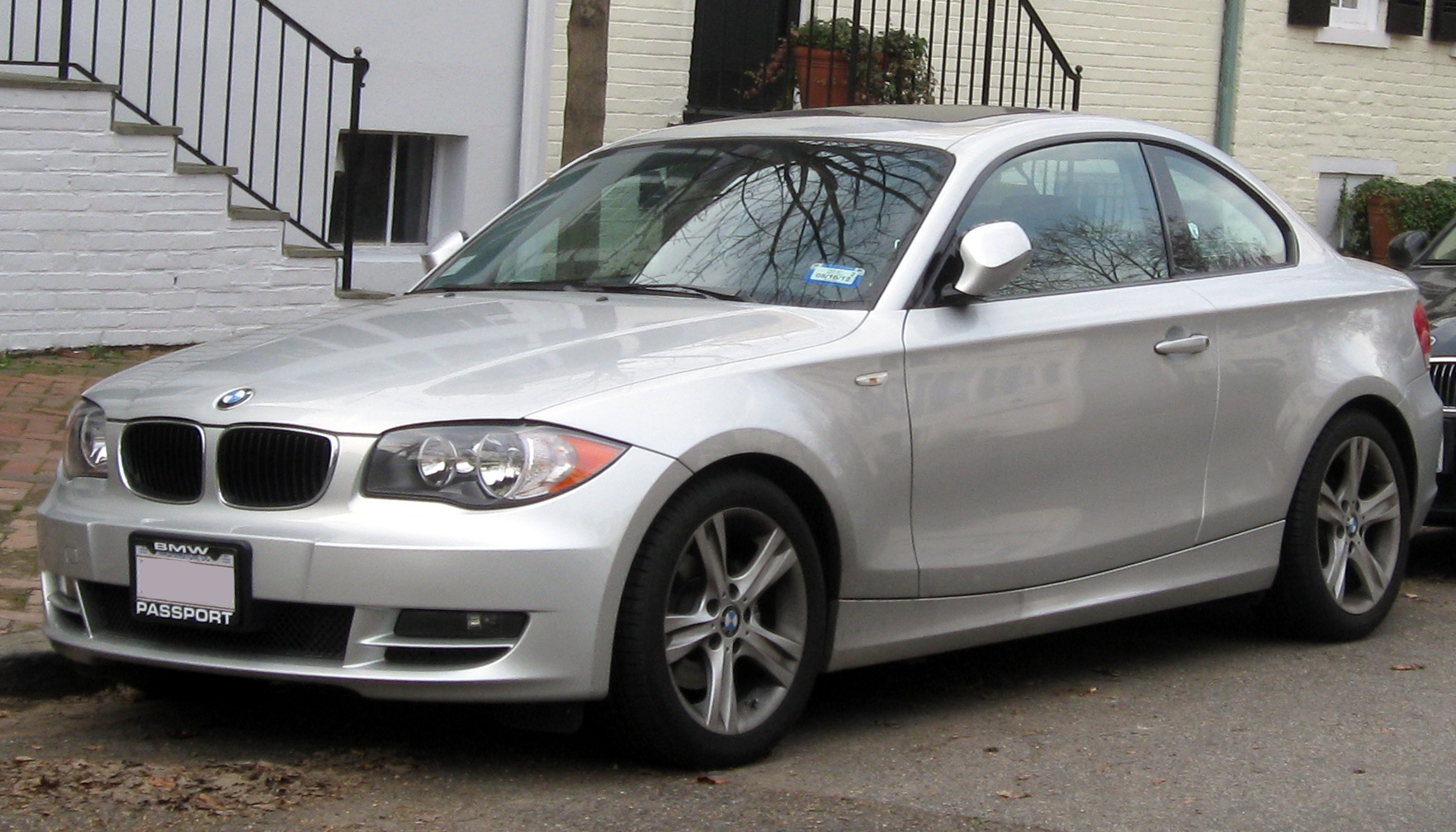 FileBMW Series Coupe Jpg Wikimedia Commons - Bmw 1 series usa