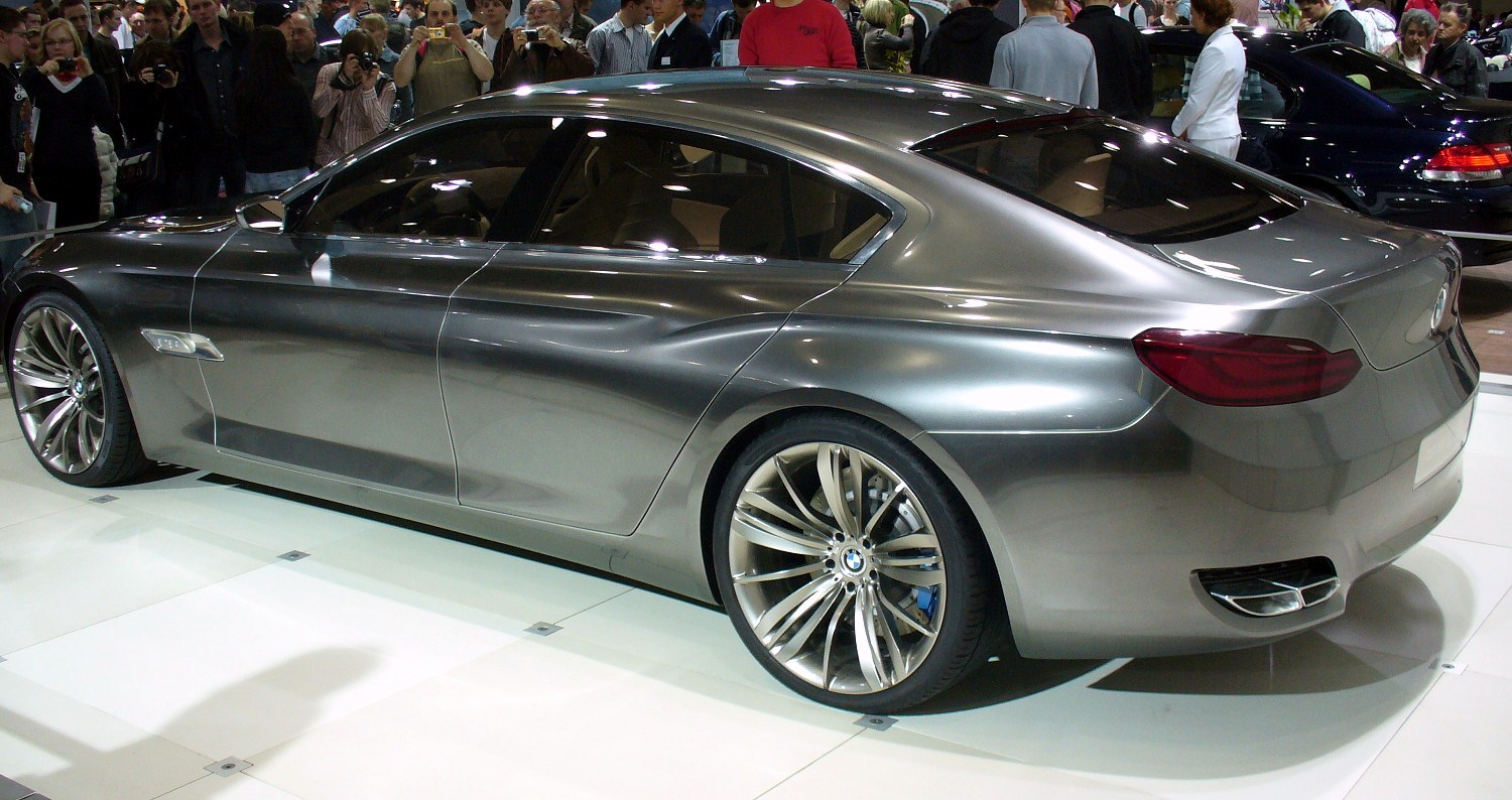 File:BMW Concept CS AMI Heck.JPG - Wikimedia Commons