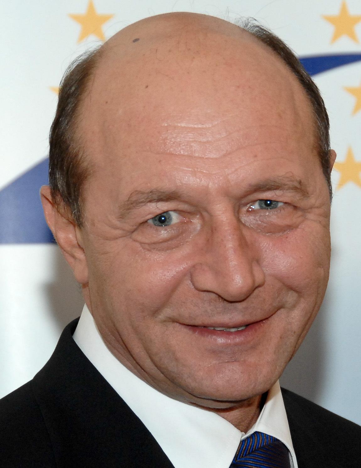 Traian Basescu Biography, Traian Basescu's Famous Quotes ...  |Traian Basescu
