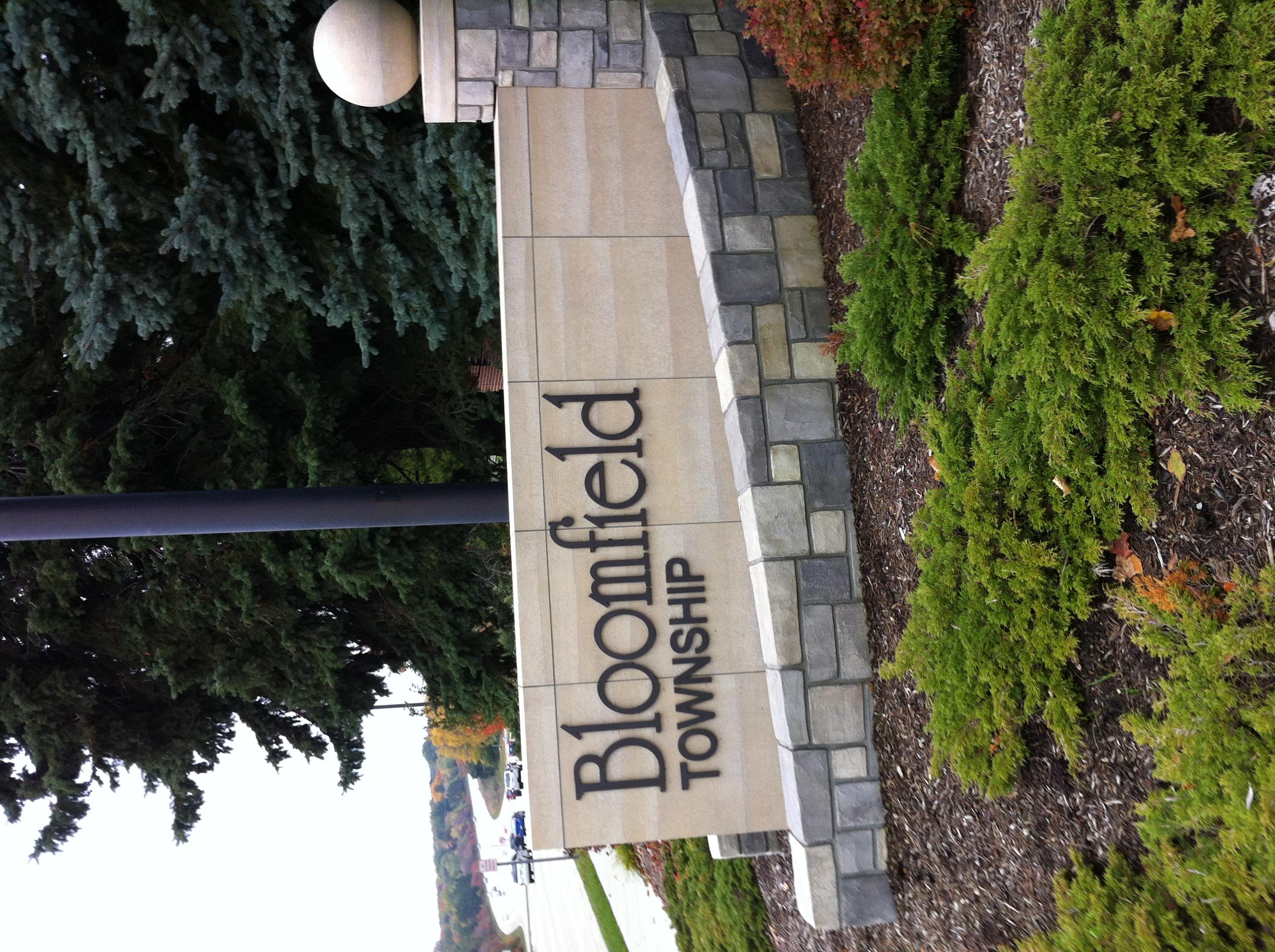 Bloomfield Township Mi Property Tax Lookup