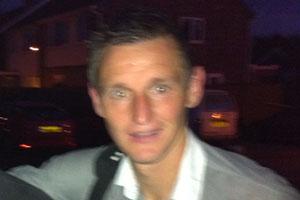 Ian Breckin English footballer