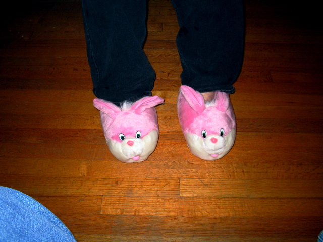 Bunny Slippers Wikipedia