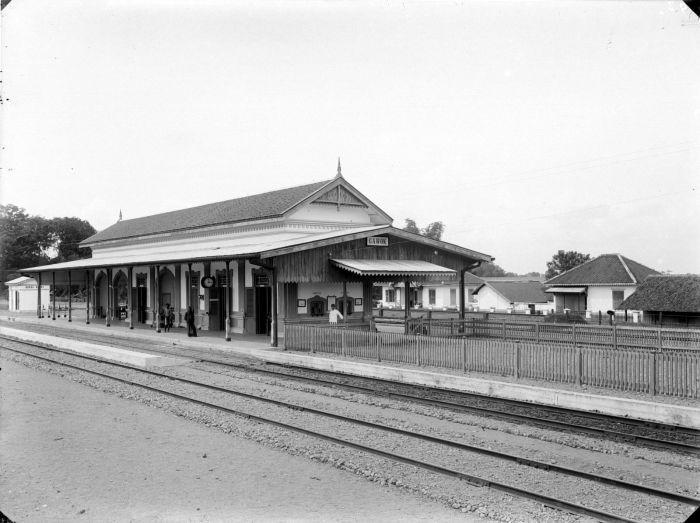 Stasiun Gawok Lama