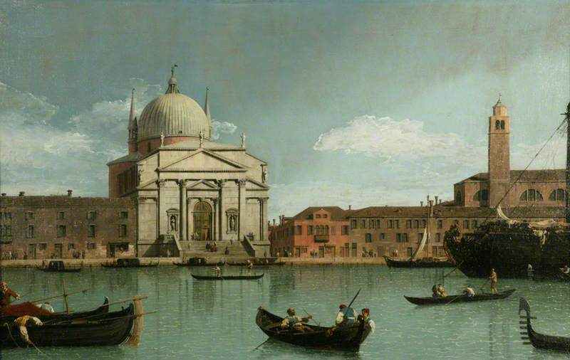The Church of the Redentore, Venice