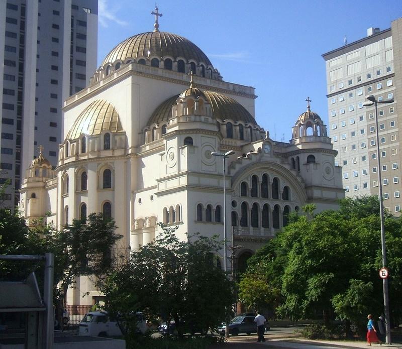 Resultado de imagem para catedral metropolitana ortodoxa