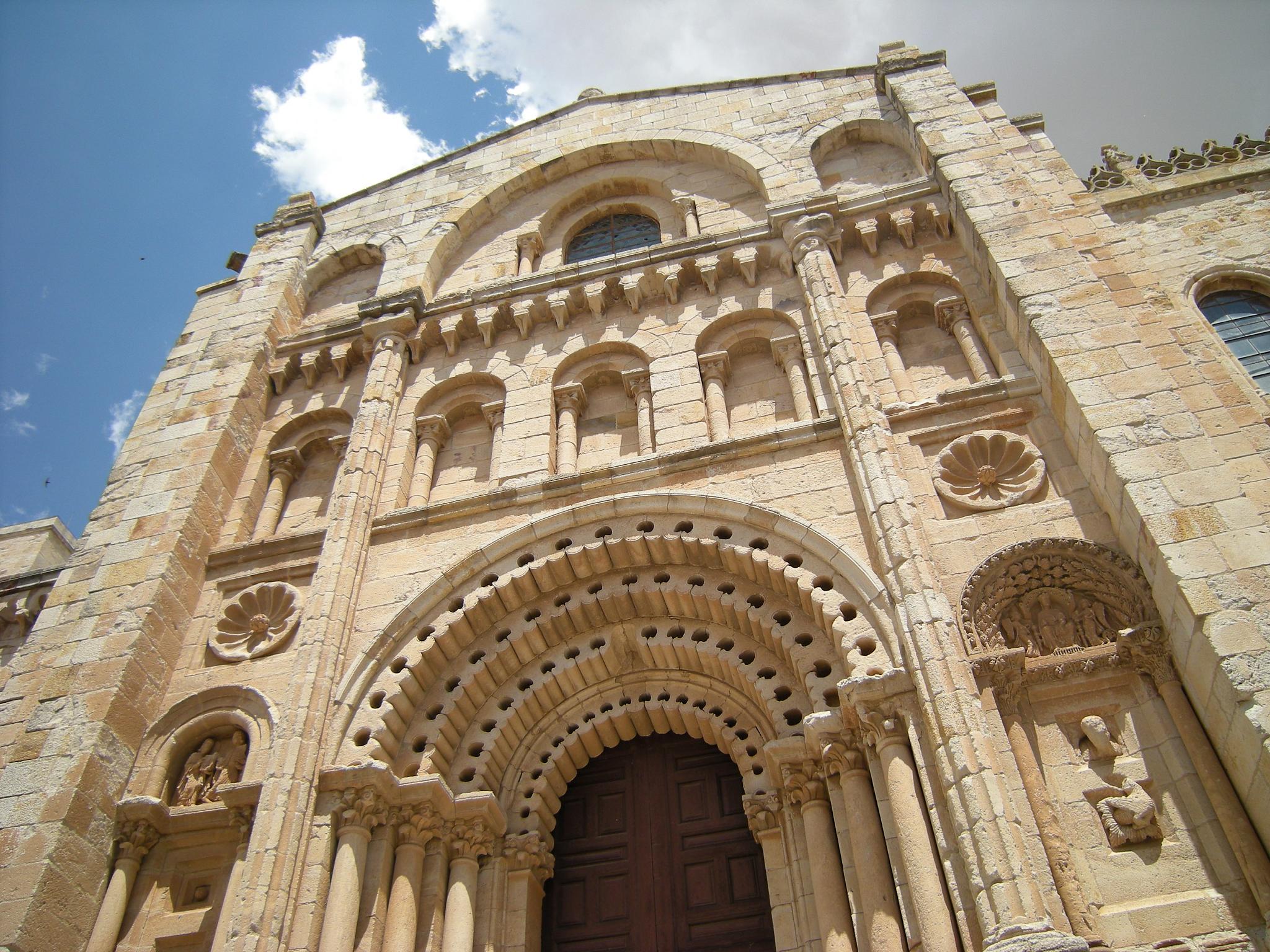 Recursos rebeca diciembre 2013 for Catedral de zamora interior