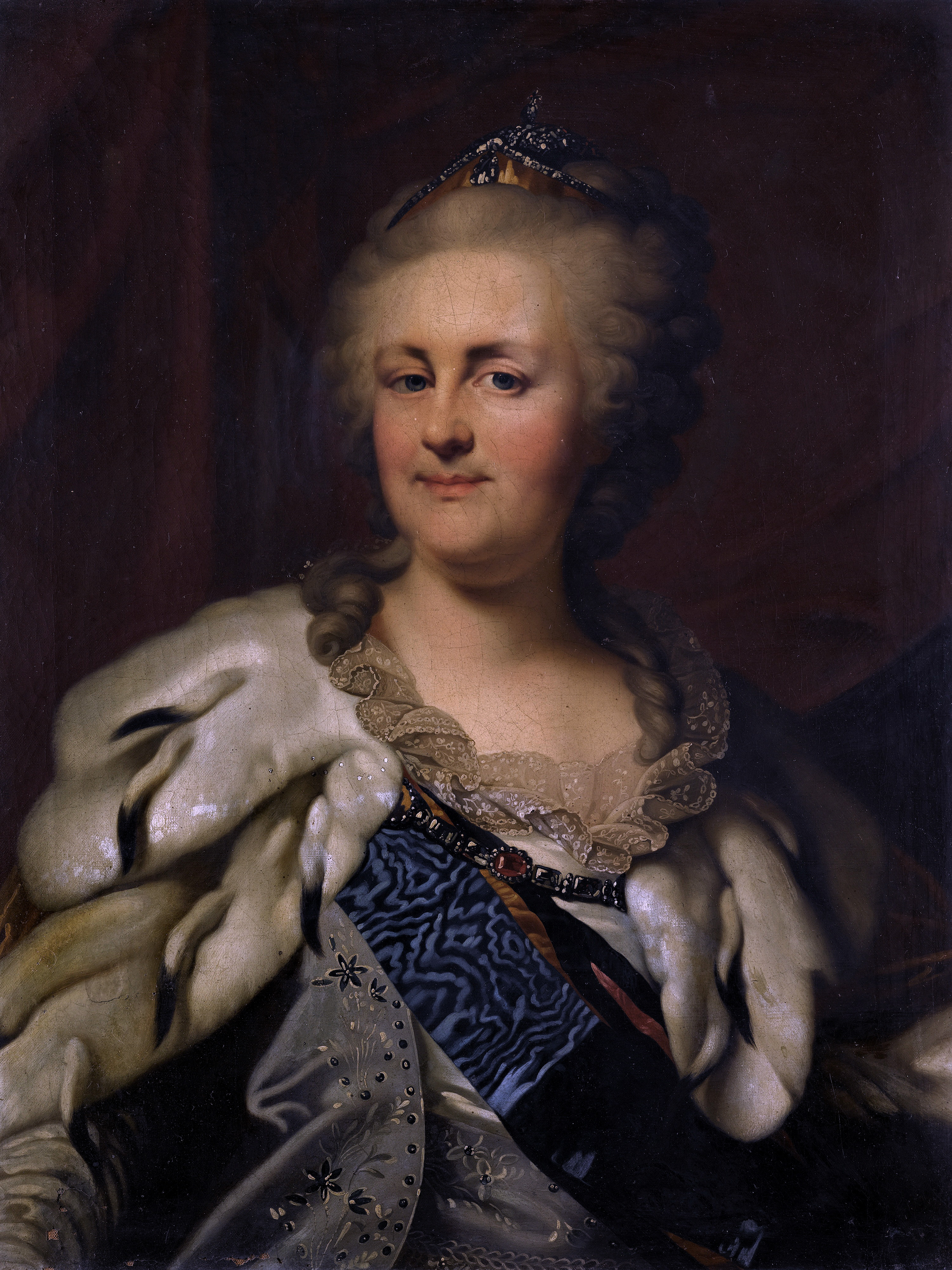 catherine the great Catherine ii, surnamed the great, empress of russia, was the daughter of christian augustus, prince of anhalt-zerbst, and his wife, johanna elizabeth of holstein-gottorp the exact date and place of her birth have been disputed, but there appears to be no reason to doubt that she was right in .