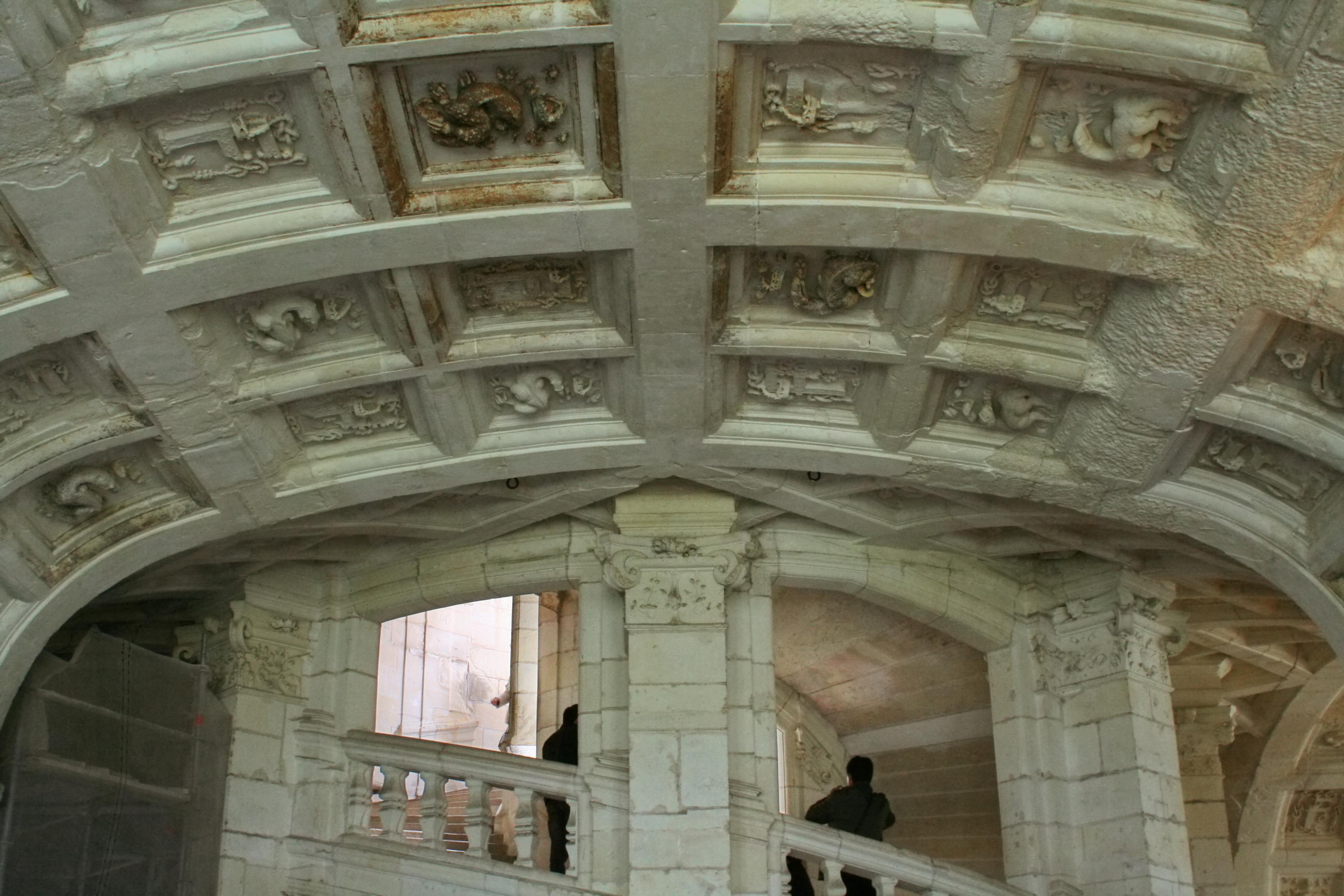 file ch 226 teau de chambord vo 251 te et escalier jpg wikimedia commons
