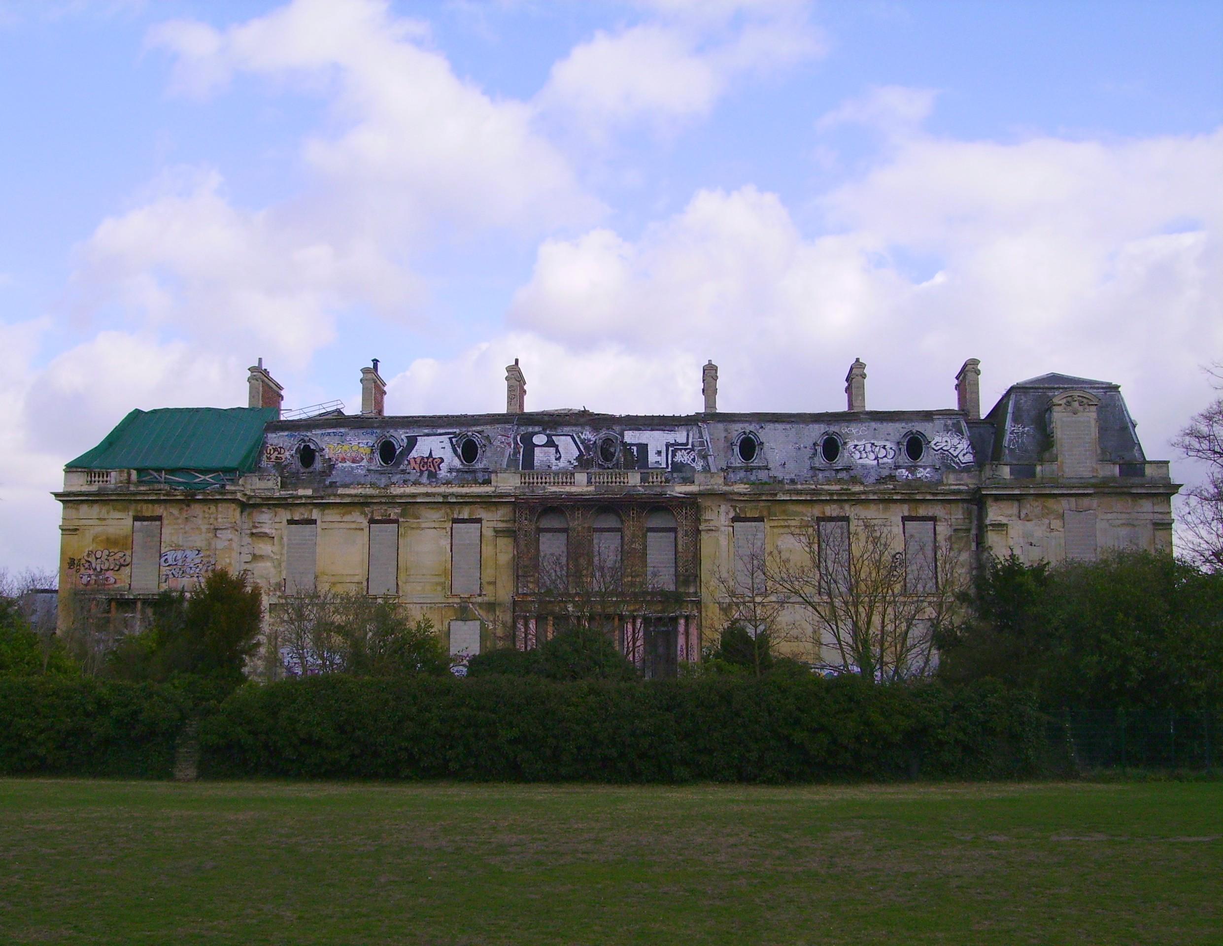 File ch teau parc rothschild boulogne jpg wikimedia commons - Comment aller au jardin d acclimatation ...