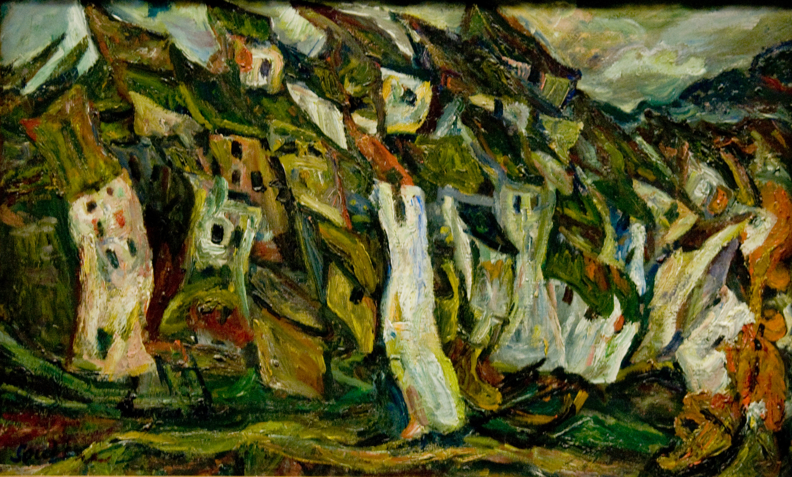 Image result for Chaim Soutine.