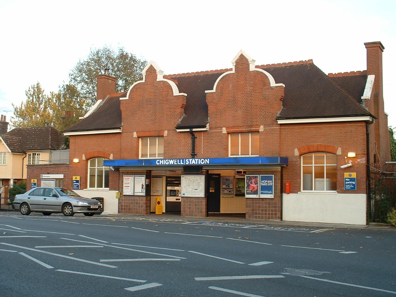 Chigwell (metrostation)